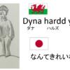 ウェールズ語講座その33~感嘆の表現