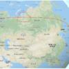 ヨーロッパ行きフライトの途中でロシアのどこを通るか調べてみた